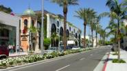 Rodea Drive Shopping in Los Angeles